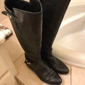 3adc1e750ad Vince Camuto Shoes -   LIKE NEW   Vince Camuto Prestinta riding boots